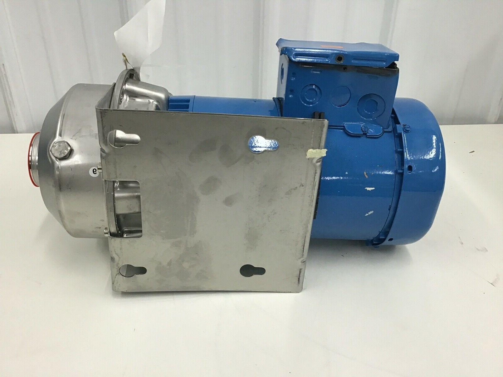 Goulds Water Totally Pump 208-240/480VAC