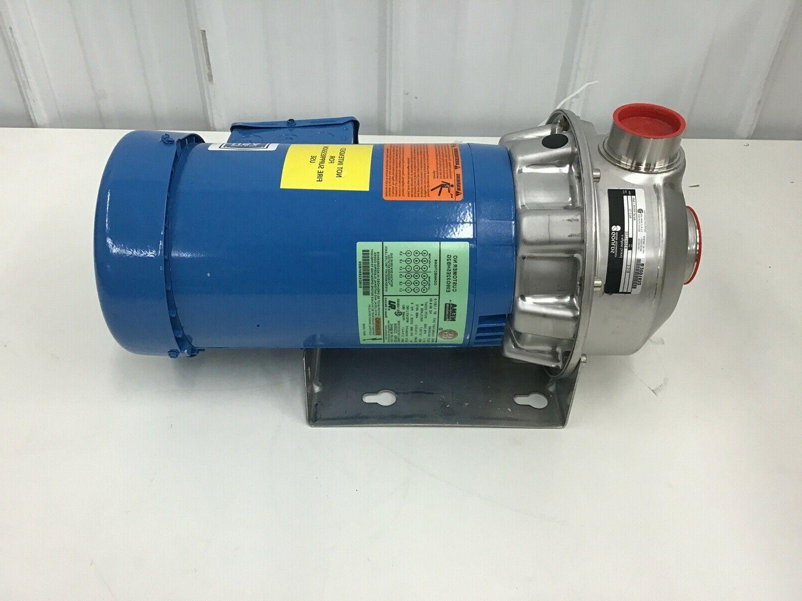 goulds water pump totally enclosed centrifugal pump
