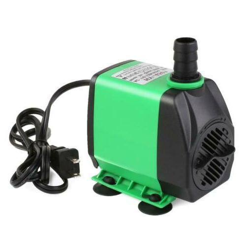 h submersible water pump pond