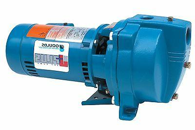 Goulds J5SH Residential Shallow Well Jet Pump 1/2HP, 115/230