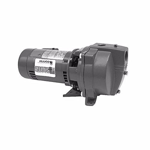Goulds-J5SH Single Nose Shallow Well Pressure Pump 1/2HP