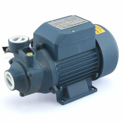 1 2hp centrifugal electric water pump pool