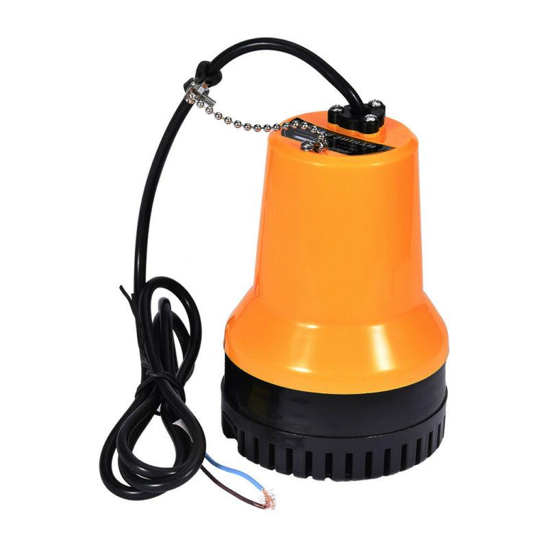 Pool Submersible Pump 6000L/H Clean Clear Dirty US