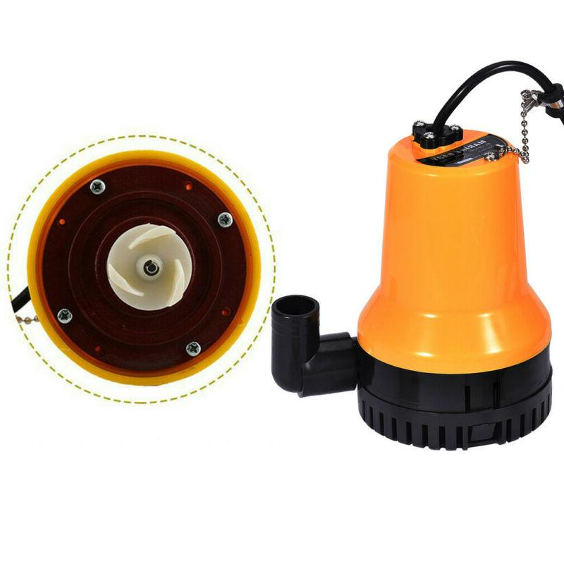 Pool Pond Submersible Pump Clean Clear Dirty US