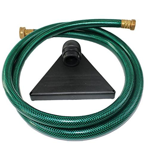 EXTRAUP Water Pump With Suction Kit