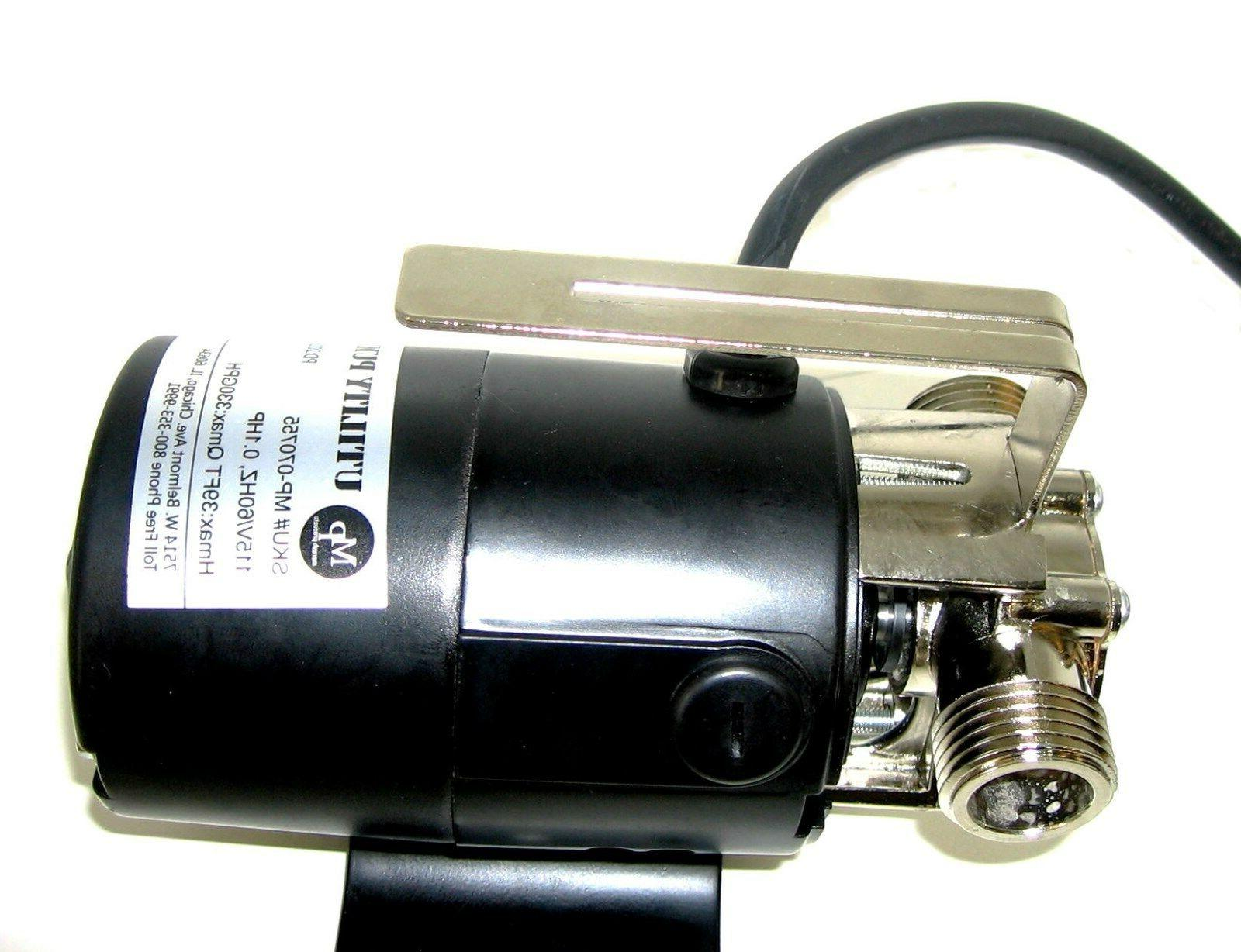 Portable Transfer Pump with