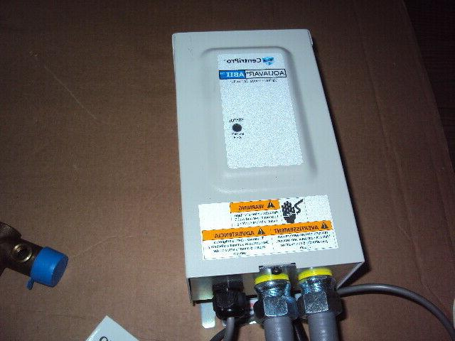 GOULDS WATER TECHNOLOGY Pressure Booster System with Controller , hp