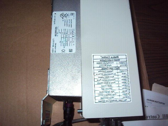 GOULDS TECHNOLOGY Booster System Controller 1-1/2 hp