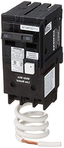 Siemens QF220A Ground Fault Circuit Interrupter, 20 Amp, 2 P