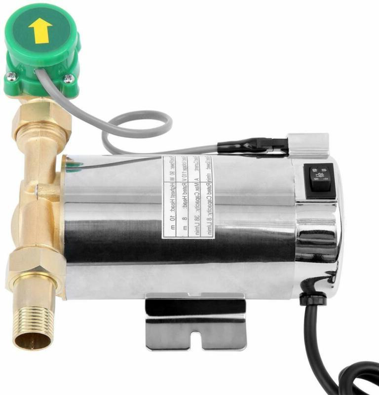90W Automatic Boost Water Pressure Pump For Shower Household