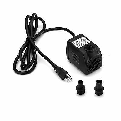 Homasy 400GPH Submersible 25W Fountain Water Pump with