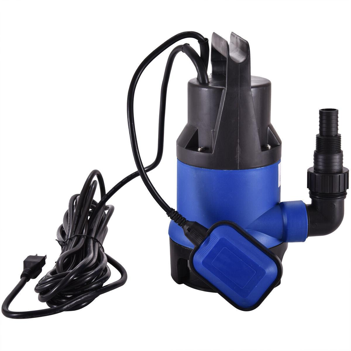 Submersible Pump HP Dirty Pool Drain