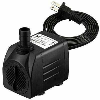 upgraded 400gph submersible water pump with 36