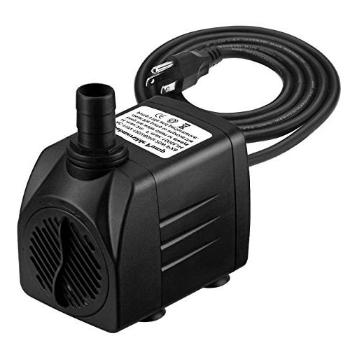 upgraded submersible water pump