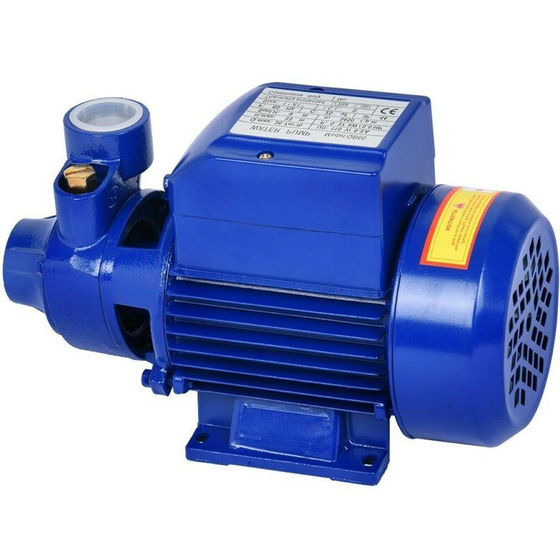 Water Pump Clear Transfer Centrifugal Diesel Pond Pool