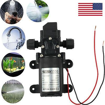 130PSI 12V Water Self High Automatic