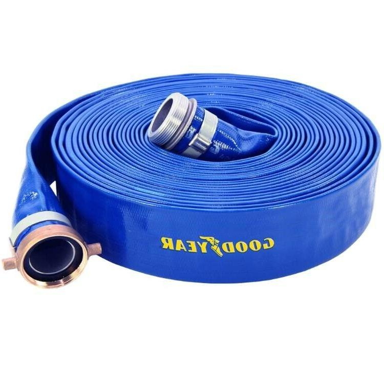 water pump discharge hose 1 5 x