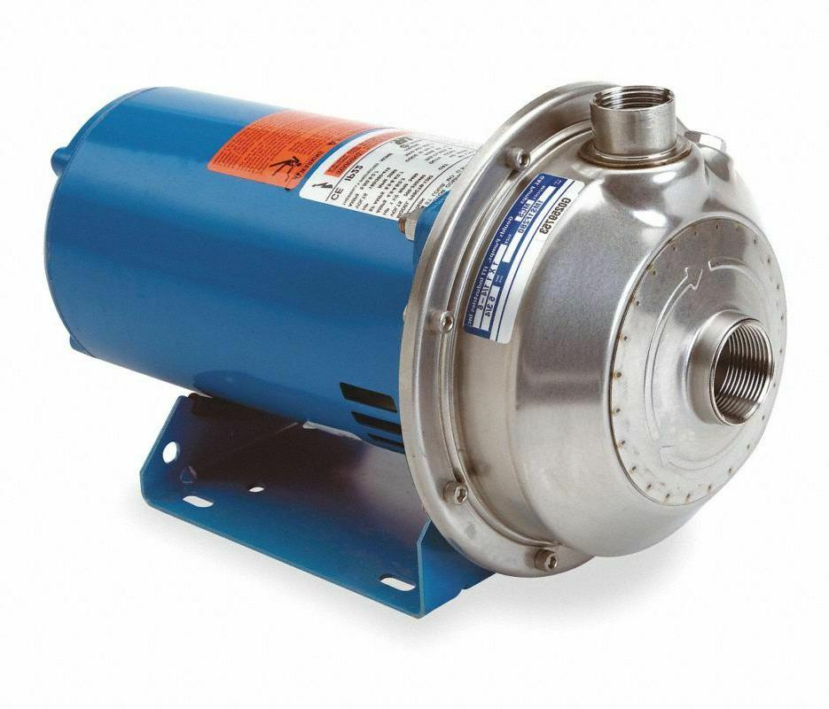 water technology 2ms1e4e4 discharge pump 1 hp