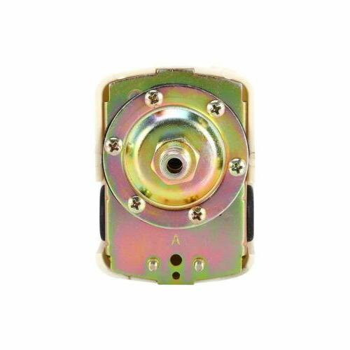 well water pump pressure control switch adjustable