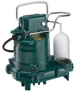 Zoeller M53 Mighty-mate Submersible Sump Pump 1/3 HP
