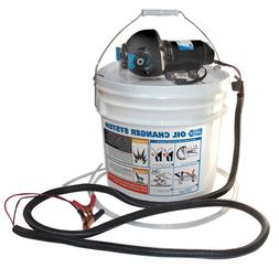 Jabsco 17850-1012 DIY Engine Oil Change System, 3.5 Gallon C