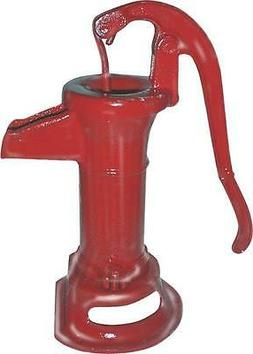 NEW SIMMONS MODEL 1160 #2 HEAVY CAST IRON WATER WELL PITCHER