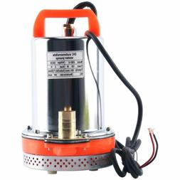New DC 12V Farm & Ranch Solar Water Pump Submersible Well bo