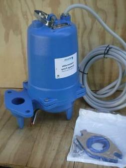 New Goulds Water WS1532BHF 1-1/2 HP 230 Volt Manual Submersi