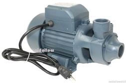 New Industrial 1HP Clear Water Pump Electric Pond Pool 13GPM