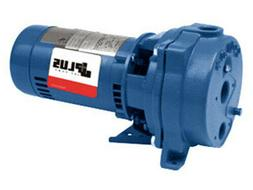 New Goulds J5 Convertible Jet, Deep Well Pump - 115v/230v -