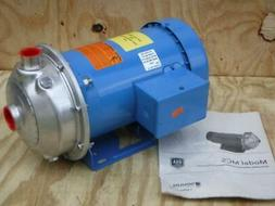 New Goulds Water Technology 1MS1F7B4 Pump, 1-1/2 HP, 3 Phase