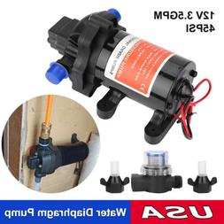 On Demand Diaphragm Water Pump 12V 45psi 13L/m Ideal for Car