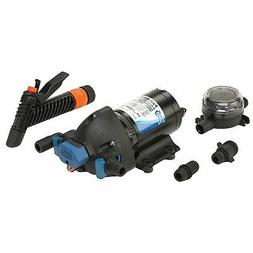 Jabsco Par-Max Washdown Pump Kit - 4.0GPM-60psi-12VDC - Incl