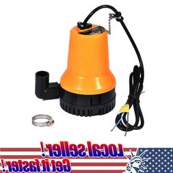 Pool Pond Submersible Water Pump 12V 1620GPH 6000L/H Clean C