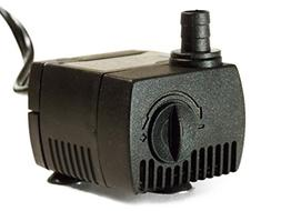 Canary Products POS3045 Pump Aquarium and Fountain Pump with