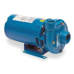 GOULDS WATER TECHNOLOGY Pump,3/4 HP,1 Ph,120/240VAC, 2BF5071