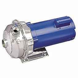 GOULDS WATER TECHNOLOGY Pump,3/4 HP,1 Ph,120/240VAC, 1ST1D4D