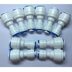 YZM Quick Connect fittings RO Water Filters set of 10