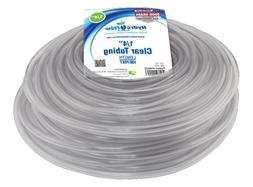 Hydro Flow 100-Feet Roll Vinyl Tubing with 14-Inch Internal