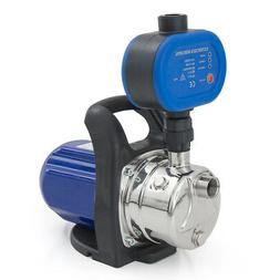 ARKSEN© 1200W Shallow Well Booster Jet Water Pump Auto