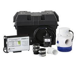 Little Giant SPBS-10HF - Battery Backup Sump Pump System