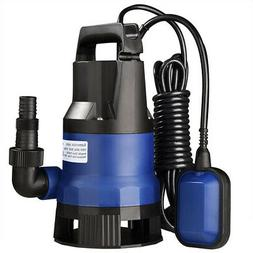 Submersible Electric Water Pump Pool Sump Utility Pond Flood