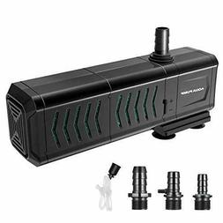 Submersible Fountain Water Pump for Aquariums Fish Tanks Pon