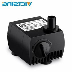 submersible pump aquarium fish tank