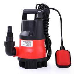 Submersible Water Pump 1/2 HP 2000GPH Clean Clear Dirty Pool