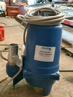 Goulds Submersible Water Pump