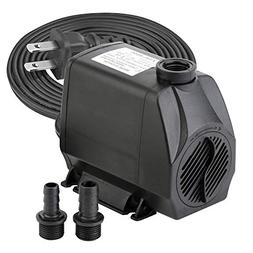 Minerva 1050GPH  Submersible Water Pumps for Aquarium, Table