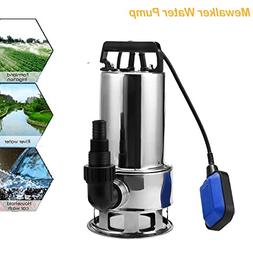 Syber Monday Deal Week Garden Home 1.5HP Water Pump Stainles