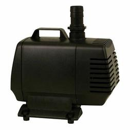 TetraPond Water Garden Pump, Powers Waterfalls/Filters/Fount