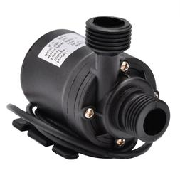 Ultra Quiet Mini 38dB DC12V 800L/H Brushless Motor Submersib